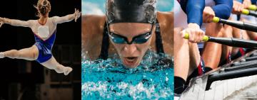 2024 Paris Summer Games - Sports Collage