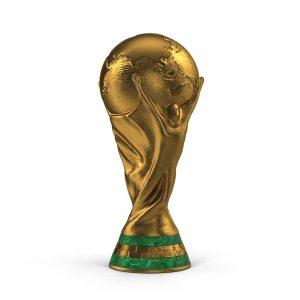 Fifa World Cup Trophy - 2022 Qatar World Cup