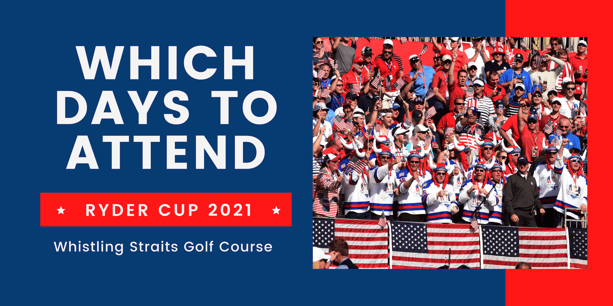 Ryder Cup Package 2021