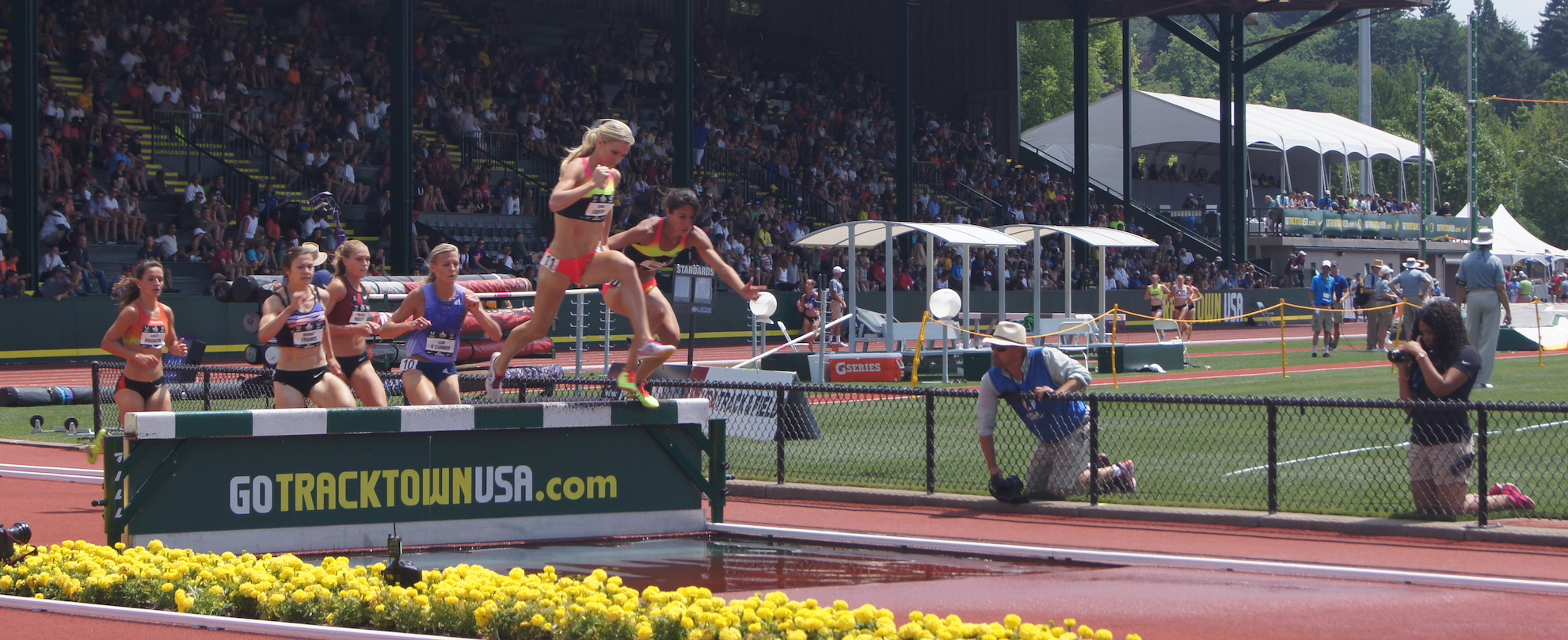 NCAA Track and Field Athletes in the Tokyo Olympics