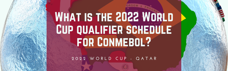 2022 World Cup qualifying
