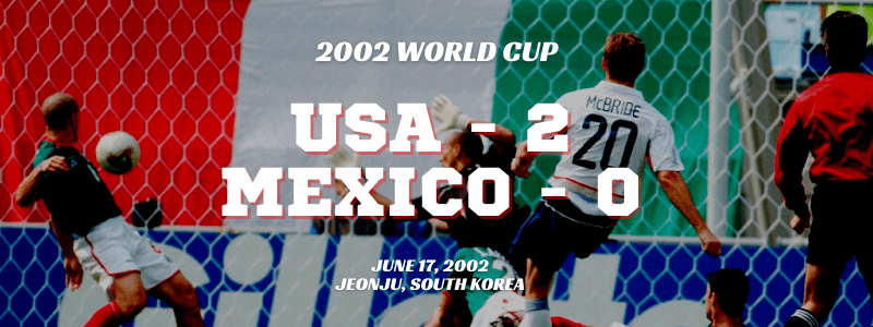 Top 5 USA Wins in World Cup History